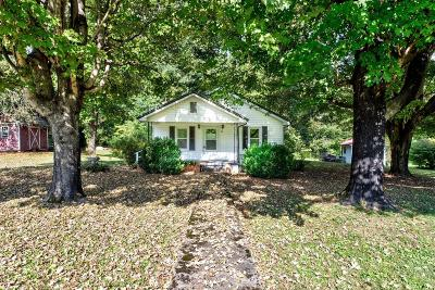 Caryville Single Family Home For Sale: 568 Park Rd