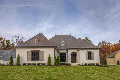 Crossville Single Family Home For Sale: 105 Hickory Ridge Lane
