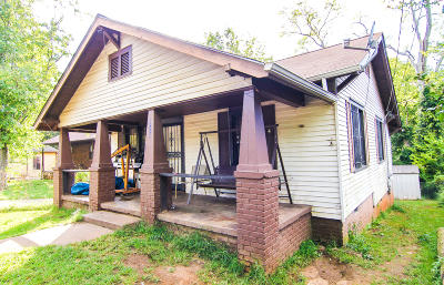 Knoxville Single Family Home For Sale: 1251 Iredell Ave