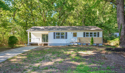 Powell Single Family Home For Sale: 542 Foust Carney Rd