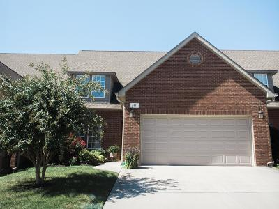 Lenoir City Condo/Townhouse For Sale: 845 Meadow Walk Lane