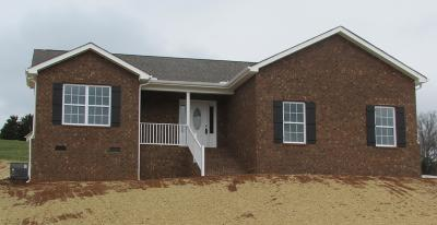 Friendsville Single Family Home For Sale: 1746 Derby Downs Drive