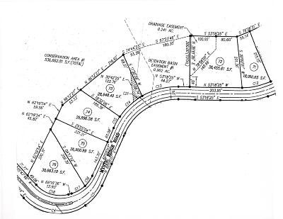 Knoxville Residential Lots & Land For Sale: 2114 Mystic Ridge Rd
