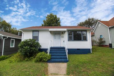 Knoxville Single Family Home For Sale: 325 E Emerald Ave