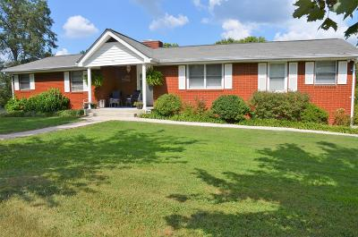Powell Single Family Home For Sale: 917 W Copeland Drive