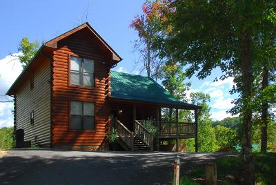 Sevierville Single Family Home For Sale: 2216 Legend Drive