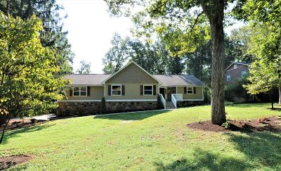 Knoxville Single Family Home For Sale: 336 Russfield Dr