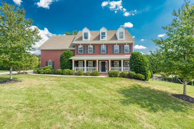 Knoxville Single Family Home For Sale: 1680 Botsford Drive