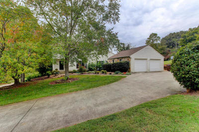 Knoxville Single Family Home For Sale: 11104 Crown Point Drive