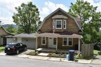 Middlesboro Single Family Home For Sale: 303 Englewood Rd