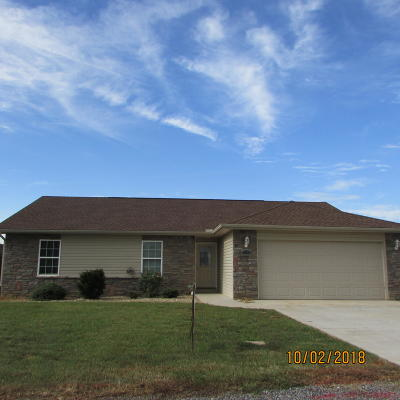 Maryville Single Family Home For Sale: 927 Mossy Grove Lane