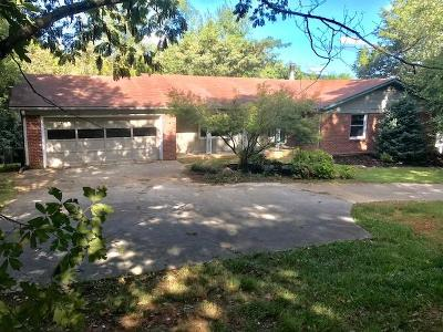 Morristown Single Family Home For Sale: 1103 N Fairmont Ave