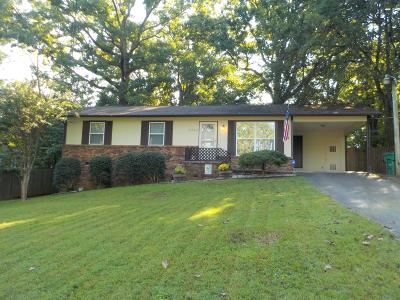 Maryville Single Family Home For Sale: 2004 Highland Rd