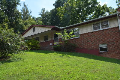 Knoxville Single Family Home For Sale: 6609 Hilda Lane