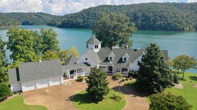 Lafollette TN Single Family Home For Sale: $2,199,000