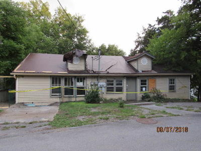 Sevierville Multi Family Home For Sale: 106 Mountain View Drive