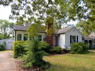Knoxville Single Family Home For Sale: 3228 Kenilworth Lane