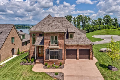 Lenoir City Single Family Home For Sale: 15260 Lighthouse Pointe Drive