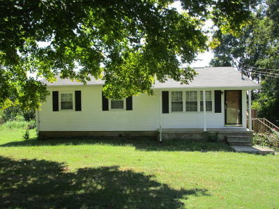 Knoxville Single Family Home For Sale: 7006 Terry Drive