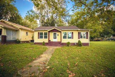 Knoxville Single Family Home For Sale: 128 S Elmwood St