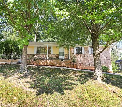 Knoxville Single Family Home For Sale: 2216 Antietam Rd