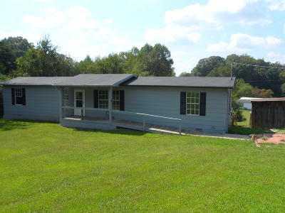 Friendsville Multi Family Home For Sale: 2809 Chesney Rd
