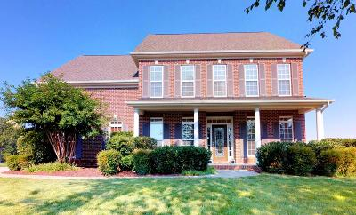 Knoxville Single Family Home For Sale: 12928 Morgan Path Lane