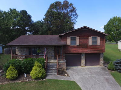 Knoxville Single Family Home For Sale: 7427 Foxglove Lane