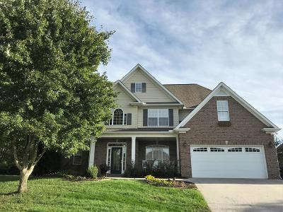 Knoxville Single Family Home For Sale: 12610 Hunters Creek Lane
