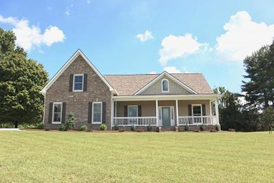Knoxville Single Family Home For Sale: 1836 River Shores Drive