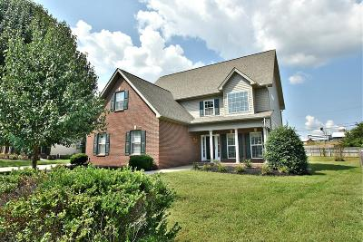 Knoxville Single Family Home For Sale: 12657 Clear Ridge Rd