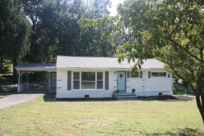 Knoxville TN Single Family Home For Sale: $129,900