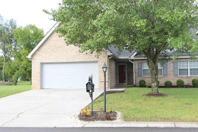 Knoxville Single Family Home For Sale: 3217 Laurel View Rd