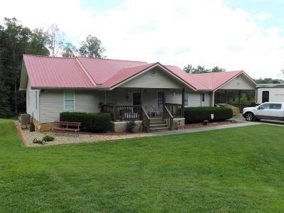 Dandridge Single Family Home For Sale: 875 Deep Springs Cemetery Rd
