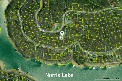Lafollette Residential Lots & Land For Sale: Lt 98 E Dogwood Tr