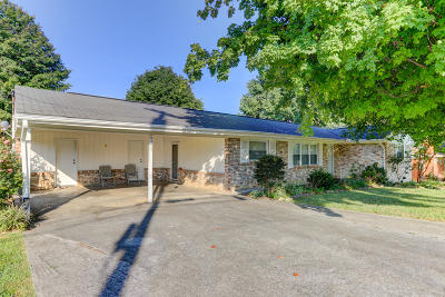 Morristown Single Family Home For Sale: 536 Spruce St