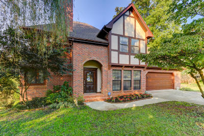 Knoxville TN Single Family Home For Sale: $274,900