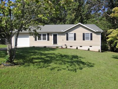 Knoxville Single Family Home For Sale: 6609 Bay Circle Drive