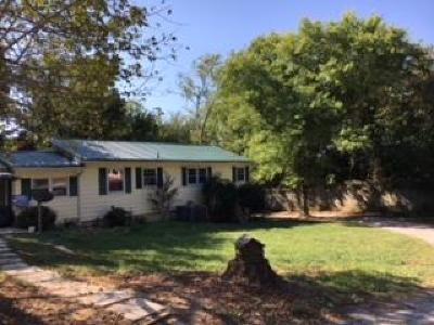 Knoxville Single Family Home For Sale: 6323 Ridgeview Rd