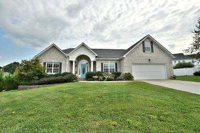 Knoxville Single Family Home For Sale: 8448 Shoregate Lane