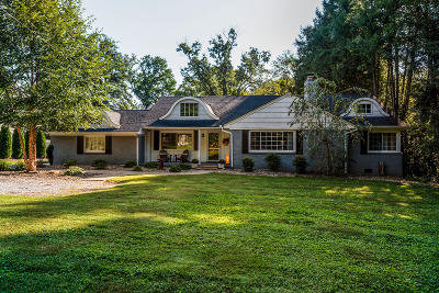 Knoxville Single Family Home For Sale: 710 Scenic Drive