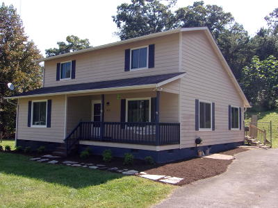 Knoxville Single Family Home For Sale: 1422 Wilson Rd