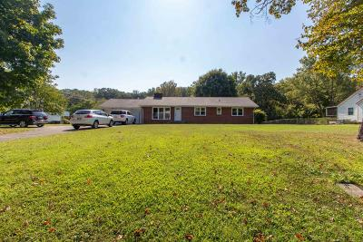 Knoxville Single Family Home For Sale: 4614 Washington Pike