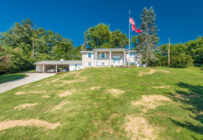 Knoxville Single Family Home For Sale: 1911 Martha Berry Drive