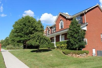 Knoxville Single Family Home For Sale: 8318 Harbor Cove Drive