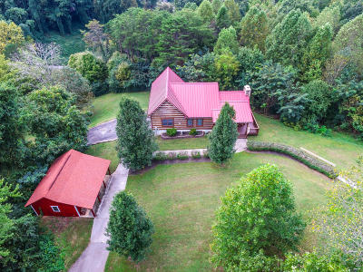 Knoxville TN Single Family Home For Sale: $303,000
