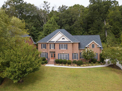 Knoxville Single Family Home For Sale: 12741 Shady Ridge Lane