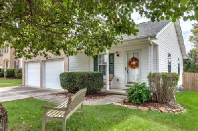 Knoxville Single Family Home For Sale: 7013 Yellow Oak Lane