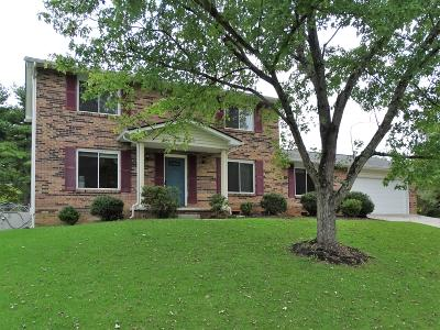Knoxville Single Family Home For Sale: 1516 Moorgate Drive