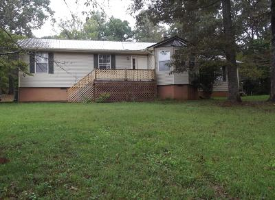 Madisonville Single Family Home For Sale: 511 Scenic River Rd